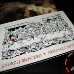 Rysunki i aforyzmy – Andrzej Mleczko