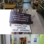 Elvis – Antykwariat, Księgarnia, Winiarnia – Gliwice