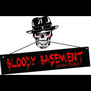 bloody basement logo