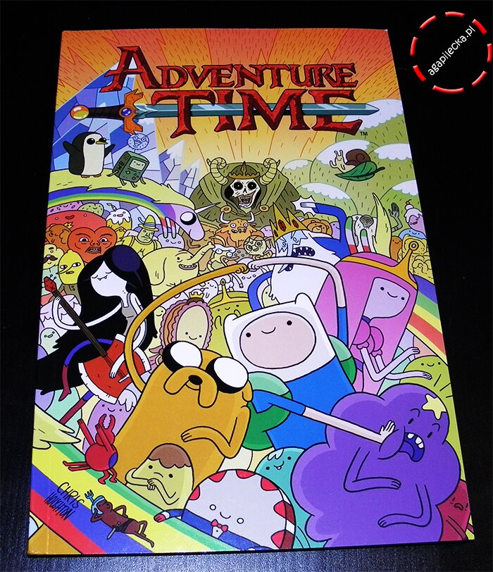 adventure time tom1