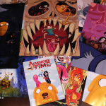 Poster Book – Adventure Time