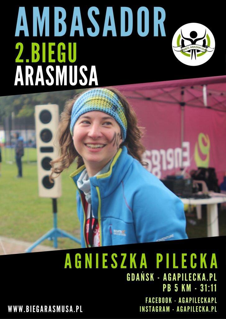 Ambasador Aga Pilecka