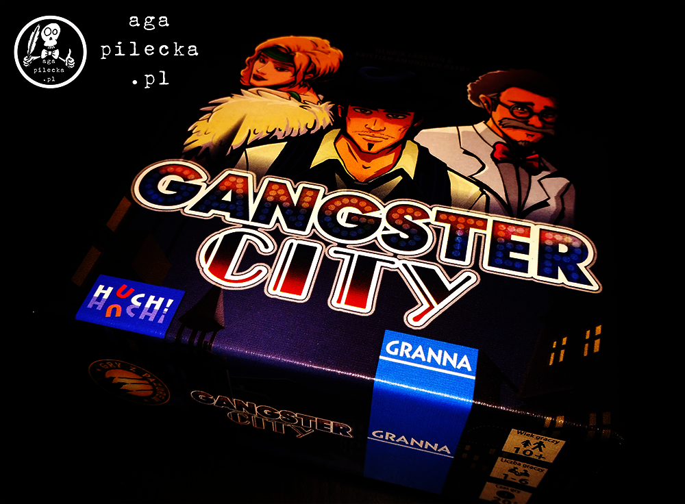 gangster city, gry z pazurem, granna, agapilecka.pl,