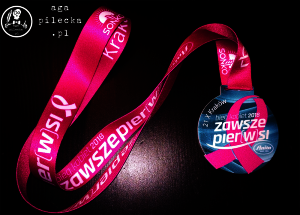 biegkobiet krakow medal