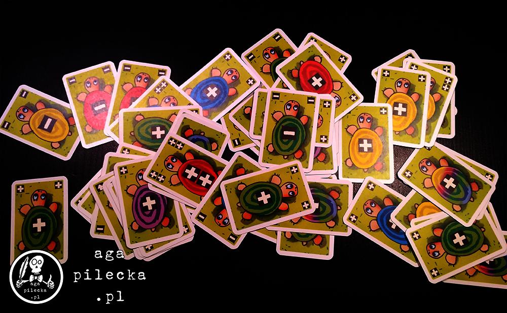 zolwie karty