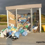 """""""Segregacja"""" śmieci…"""