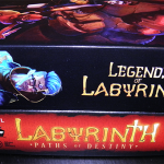 Labyrinth – Sekretne Strategie Postaci