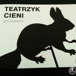 Teatrzyk Cieni. Wycinanka