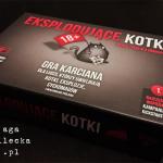 Eksplodujące kotki – edycja tylko dla dorosłych
